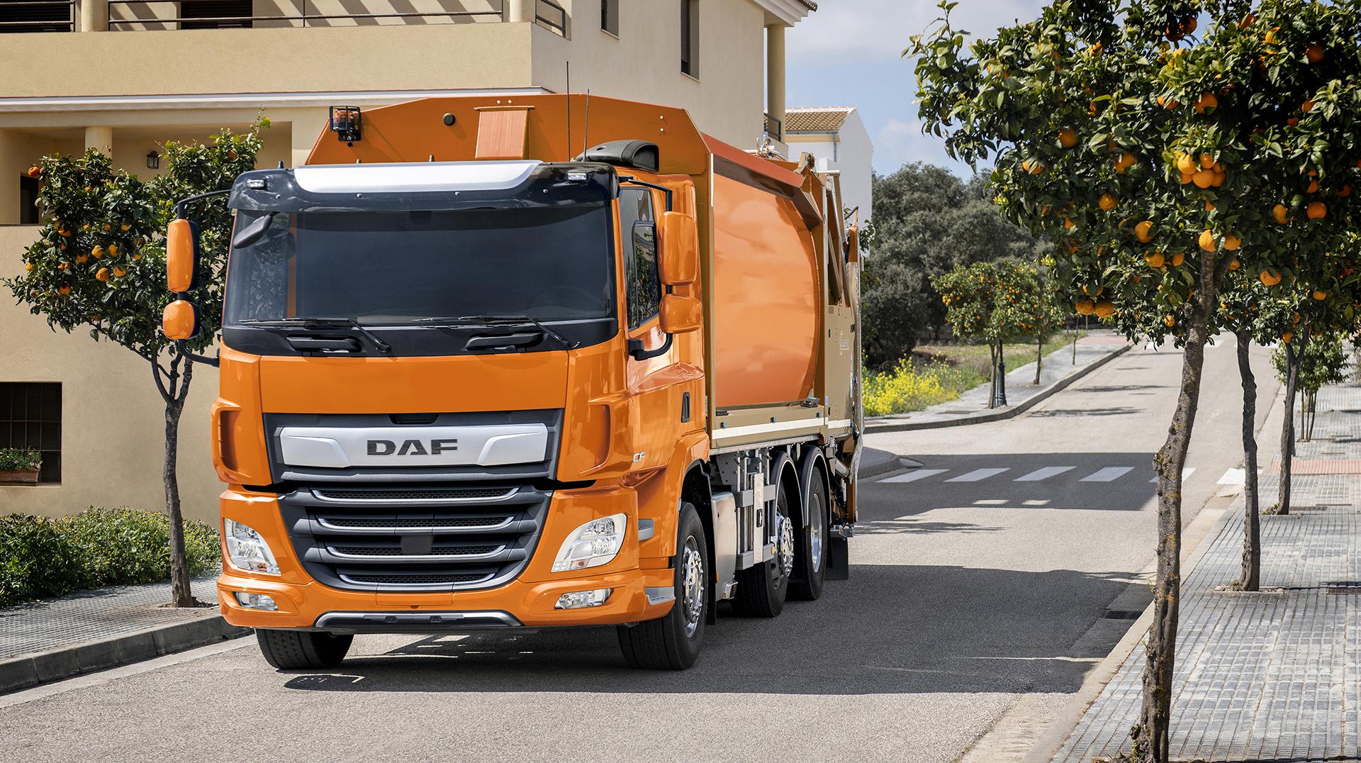 Daf Fun Daf Trucks Belgie Belgique