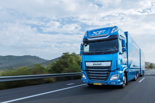 New DAF XF awarded Polish Truck of the Year 2018 by readers Polski Traker