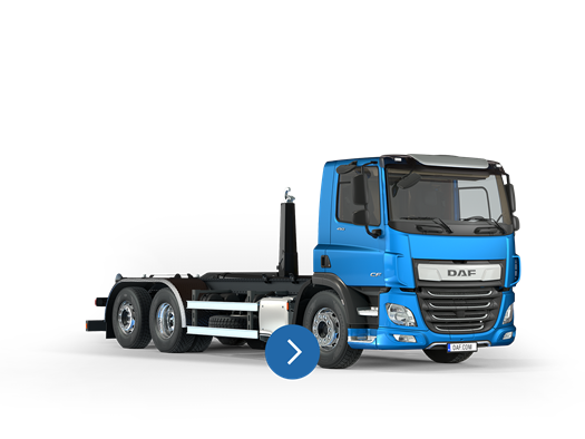 DAF CF FAN Hooklift