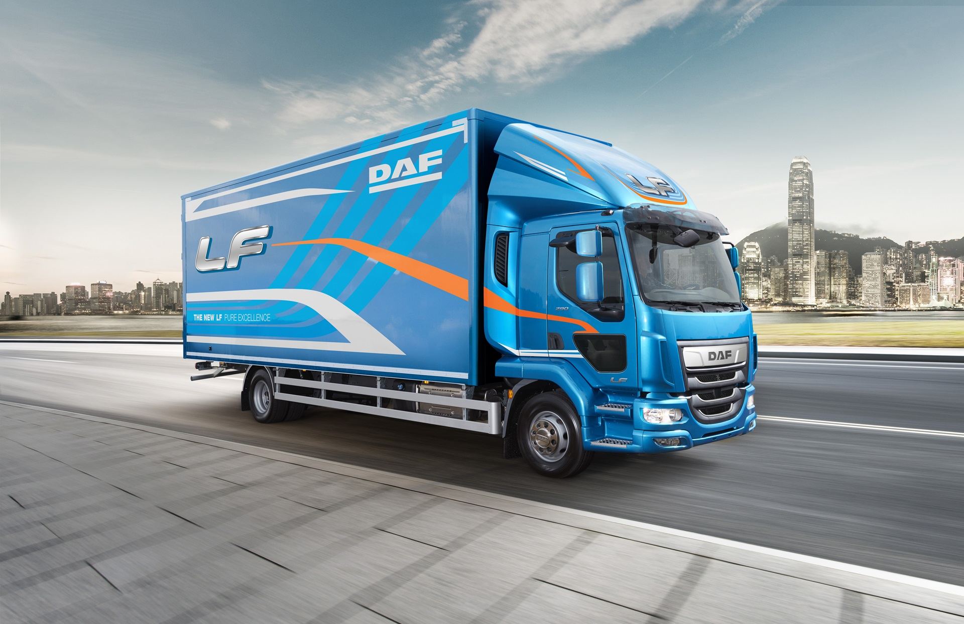DAF LF Fleet Truck of the Year 2019 in the UK