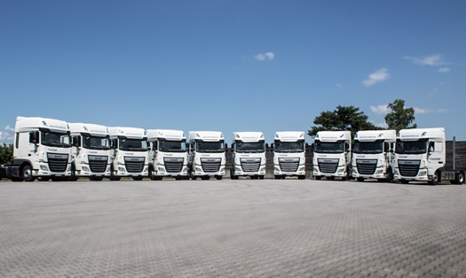 540 DAF XFs for Hegelmann Transporte Group