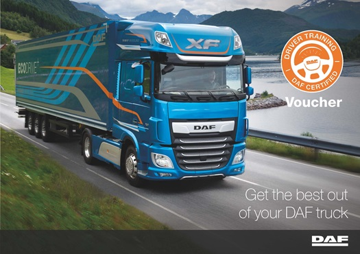 DAF-Driver-Training-Voucher-cover-UK-Version